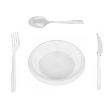 Tek Kullanımlık Tabak, Çatal, Bıçak ve Kaşıklar
