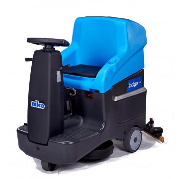 Nilco Binicili Zemin Temizleme Makinası