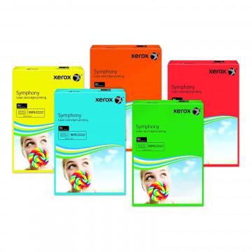 Renkli Fotokopi Kağıdı