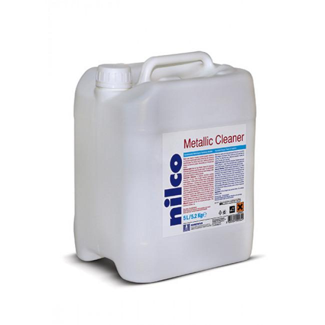 Nilco Metallic Cleaner Porselenlerde Oluşan Metal İzleri Temizleyici 5,2kg