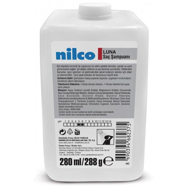 Nilco Luna Saç Şampuanı Parfümlü 0,29kg