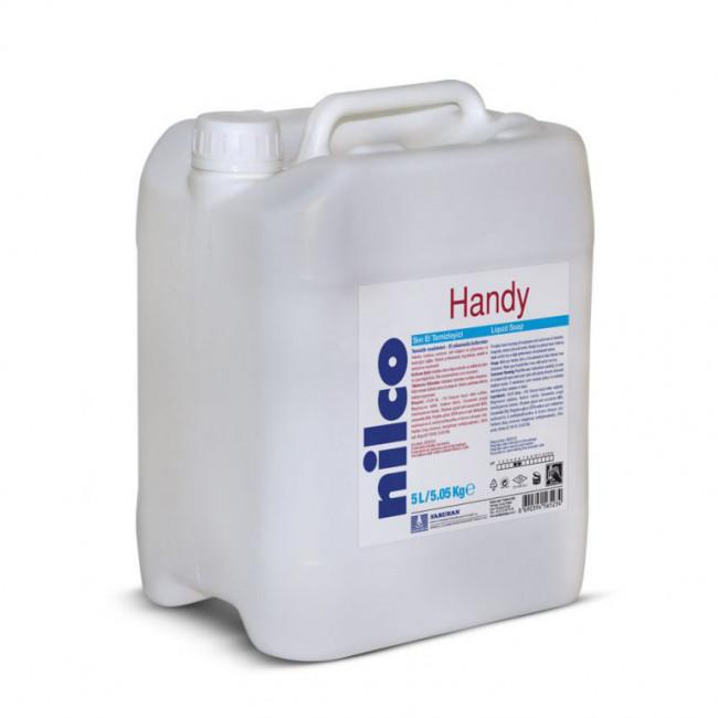Nilco Handy Pembe Sedefli Sıvı El Sabunu 5,15kg