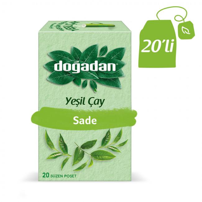 Doğadan Yeşil Çay 20li