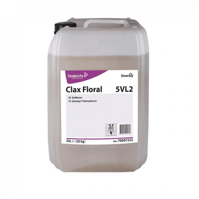 Clax Floral 5VL2 Çamaşır Yumuşatıcı 20kg