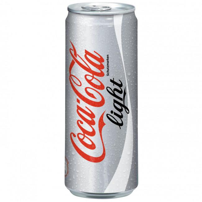 Coca Cola Light Kutu 330ml