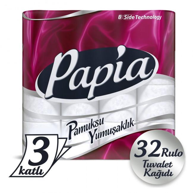 Papia Tuvalet Kağıdı 32li