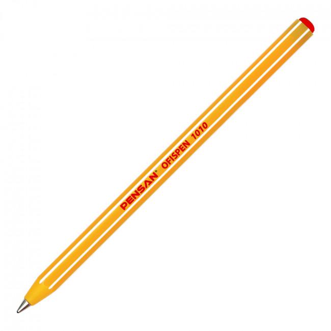 Pensan Ofispen 1010 Tükenmez Kalem Kırmızı