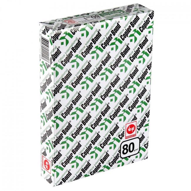 Copier Bond A4 Fotokopi Kağıdı 80gr 500lü