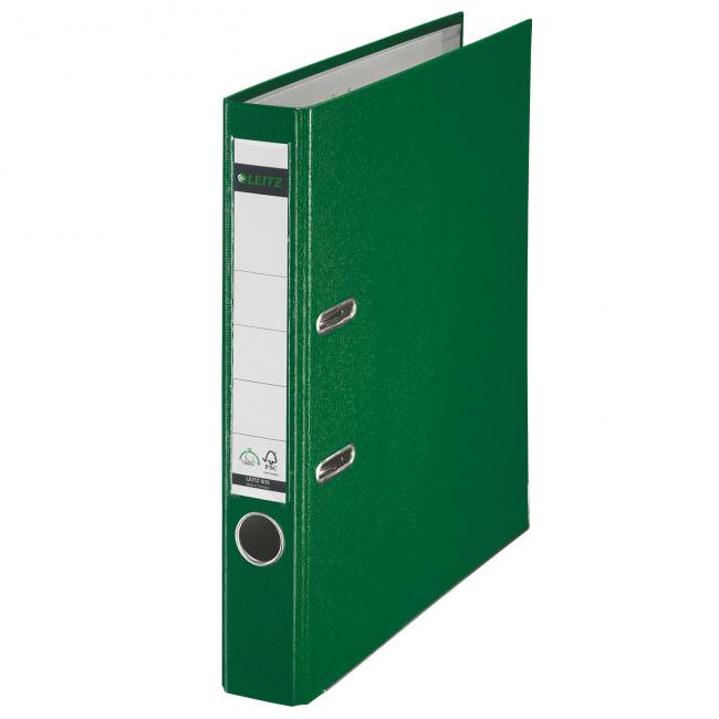 Leitz Klasör 1015 Plastik Dar Yeşil
