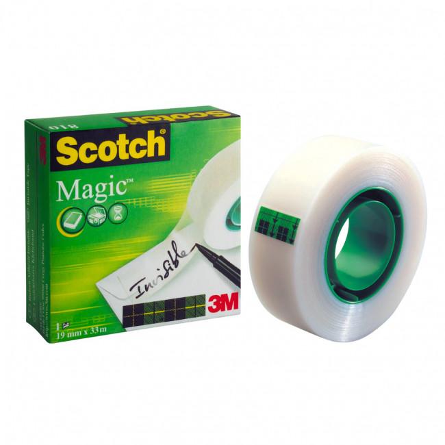 Scotch 810 Magic Bant 19mm x 33mt
