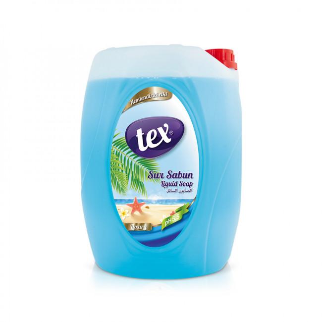 Tex Antibakteriyel Sıvı Sabun 5kg