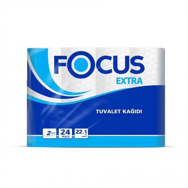 Focus Extra Tuvalet Kağıdı 72li