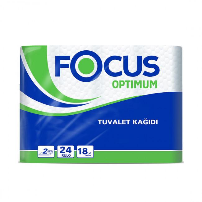Focus Optimum Tuvalet Kağıdı 72li