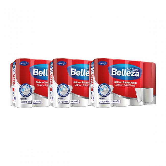 Belleza Tuvalet Kağıdı 48li