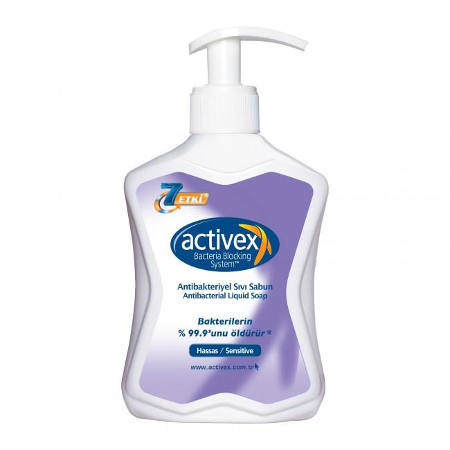 Activex Sıvı Sabun Hassas 300ml