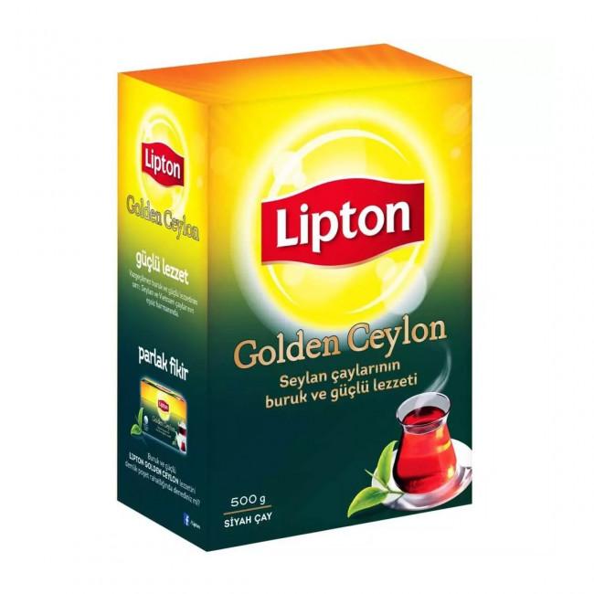 Lipton Golden Ceylon Dökme Çay 900gr