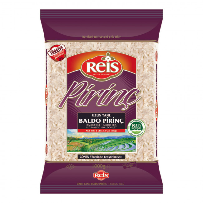 Reis Lüks Baldo Pirinç 2,5kg