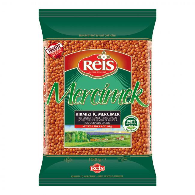 Reis Kırmızı Mercimek 1kg
