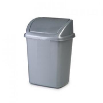 İtme Kapaklı Çöp Kovası