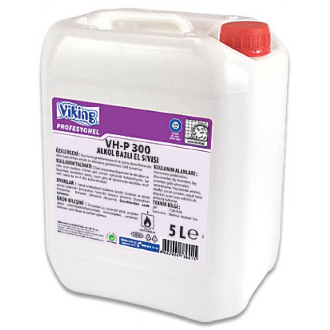 Viking Profesyonel VH-P 300 Alkol Bazlı Antibakteriyel El Sıvısı 4,3kg