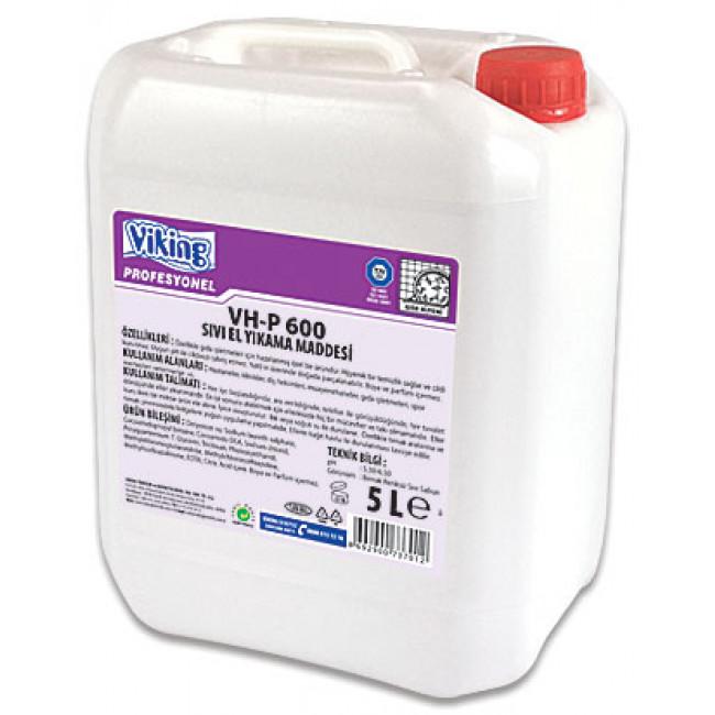 Viking Profesyonel VH-P 600 Antibakteriyel Sıvı Sabun 5,1kg