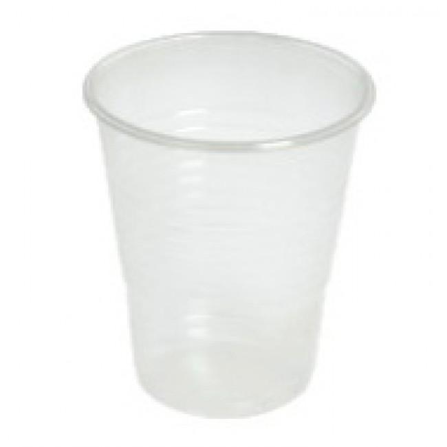 Plastik Bardak Standart (1.7gr) 180ml Şeffaf 100lü