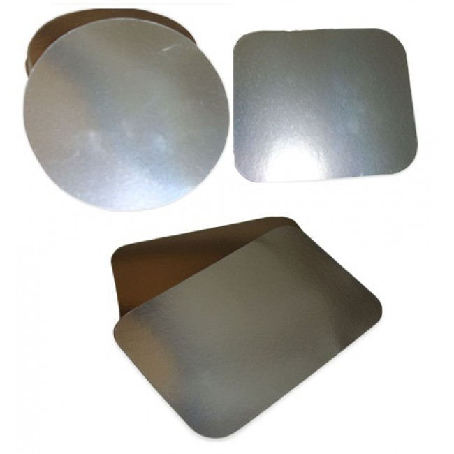 Alüminyum Kapak 1000gr (107 L) 100lü