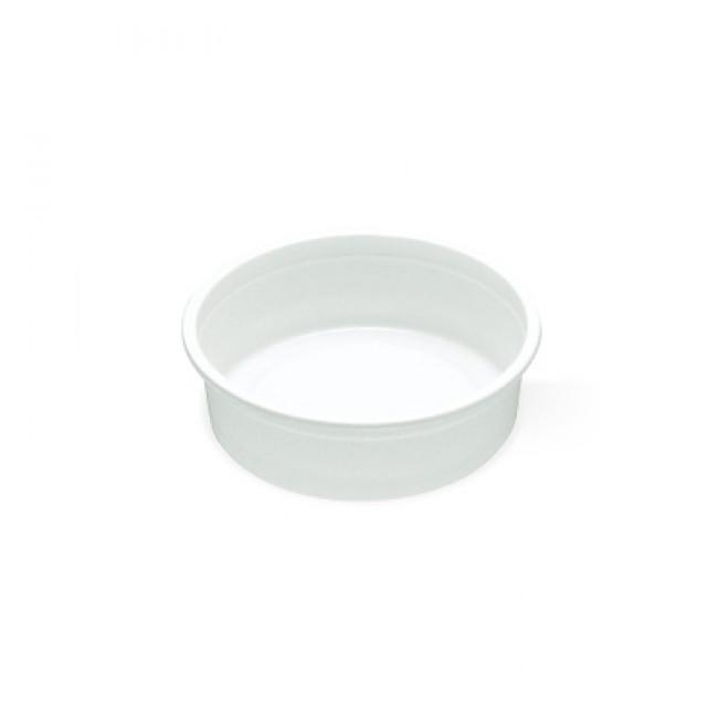 Plastik Sup Kase Beyaz 100lü