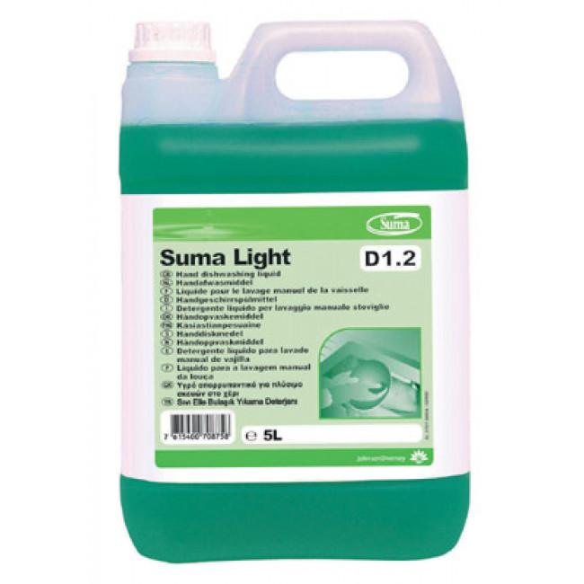 Suma Light D12 Sıvı Bulaşık Deterjanı 5,15kg