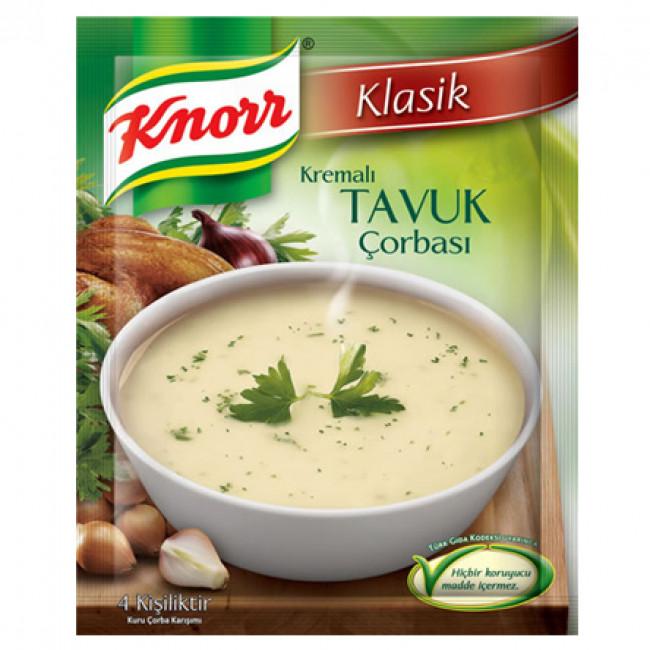 Knorr Kremalı Tavuk Çorbası 69gr