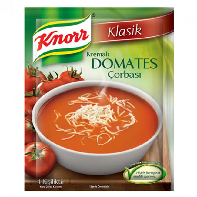 Knorr Kremalı Domates Çorbası 74gr