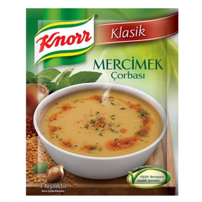 Knorr Mercimek Çorbası 80gr