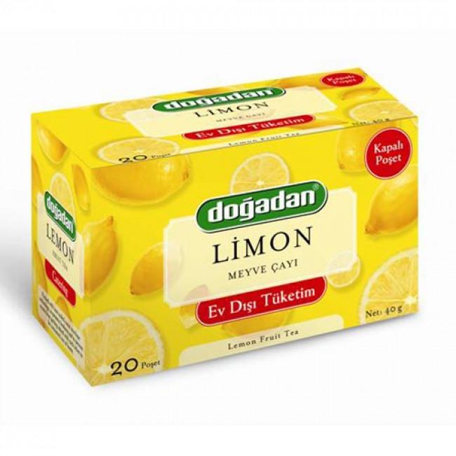Doğadan Limon 20li