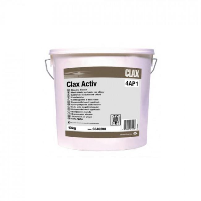 Clax Activ Klorlu Toz Ağartıcı 10kg