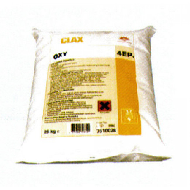 Clax Oxy Oksijenli Toz Ağartıcı 25kg