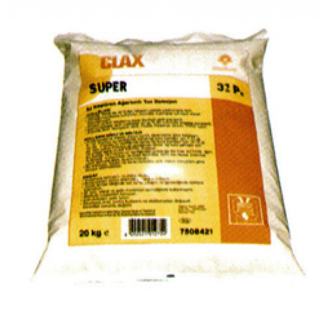 Clax Super Ağartıcılı Ana Yıkama Deterjanı 20kg