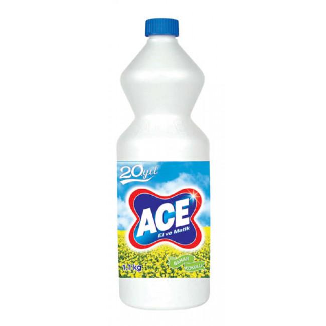 Ace Çamaşır Suyu Bahar 1,1kg