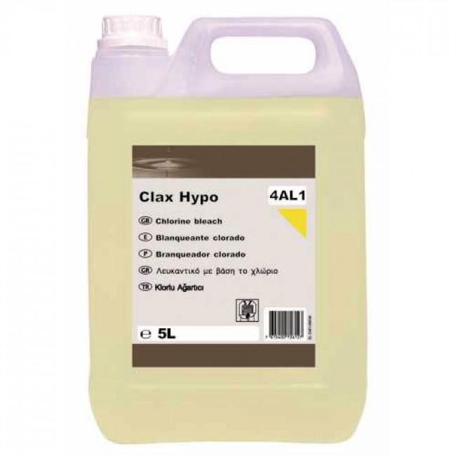 Clax Hypo 4AL1 Klorlu Çamaşır Suyu 5,5kg