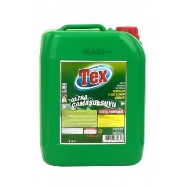 Glanex Ekonomik Ultra Çamaşır Suyu 5kg