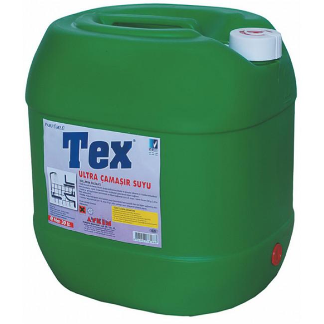 Tex Ultra Çamaşır Suyu 30kg