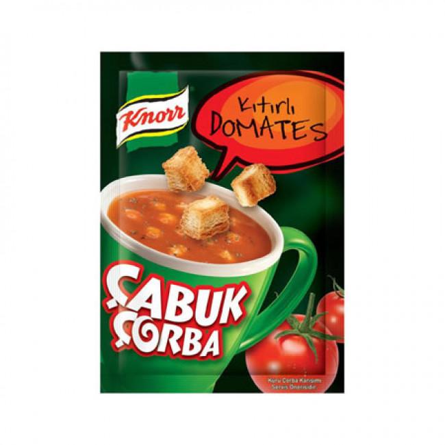 Knorr Çabuk Çorba Domates 22gr