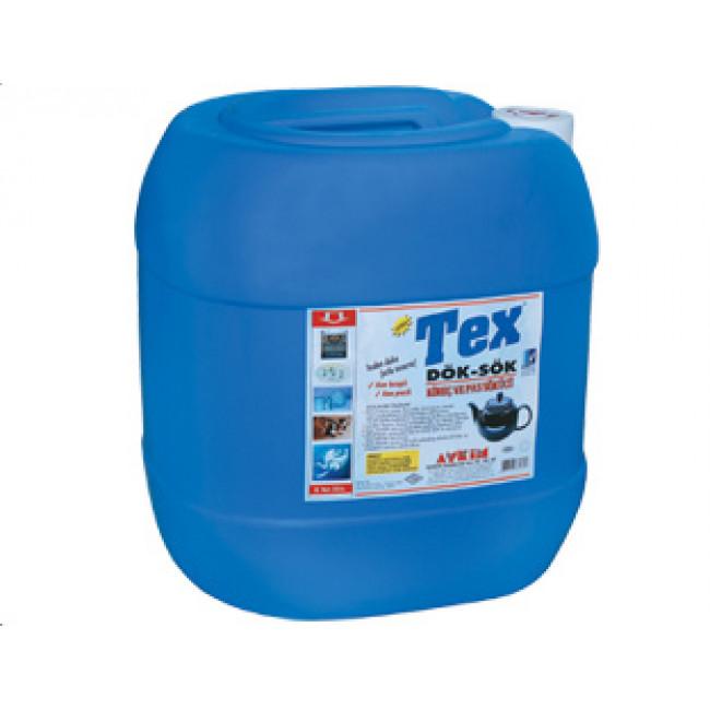 Tex Kireç Sökücü 30kg