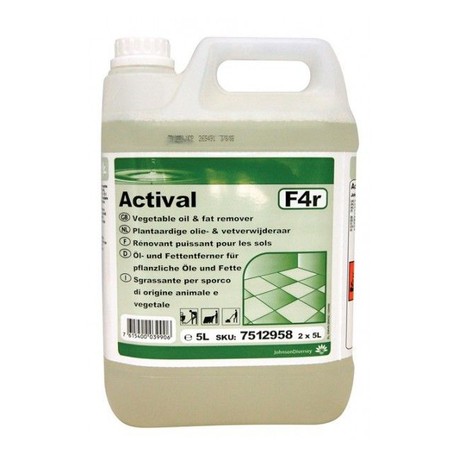 Taski Actival Ağır Kirler için Alkali Yağ ve Kir Sökücü 10,5kg