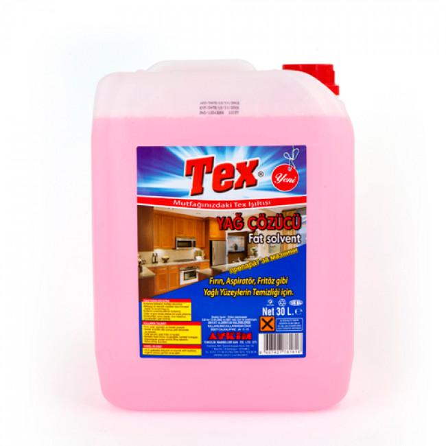 Tex Yağ Sökücü Özel Formül 5kg