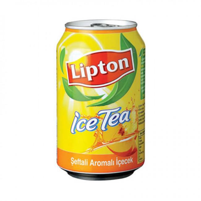 Lipton Ice Tea Şeftali Kutu 330ml