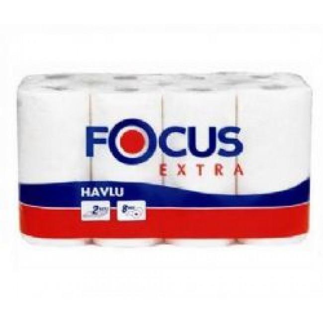Focus Extra Rulo Havlu 24lü Koli