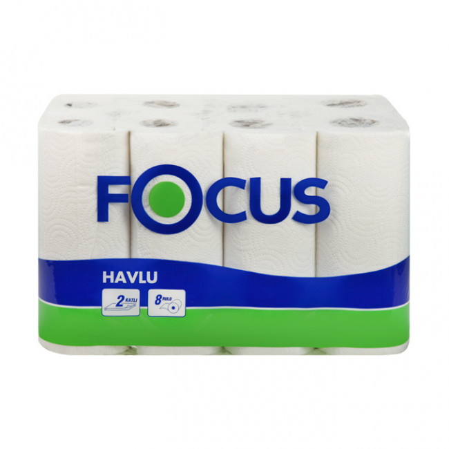 Focus Ekonomik Rulo Havlu 24lü Koli