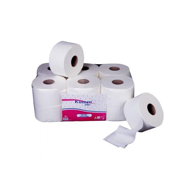 Kumru Jumbo Tuvalet Kağıdı 5kg 12li