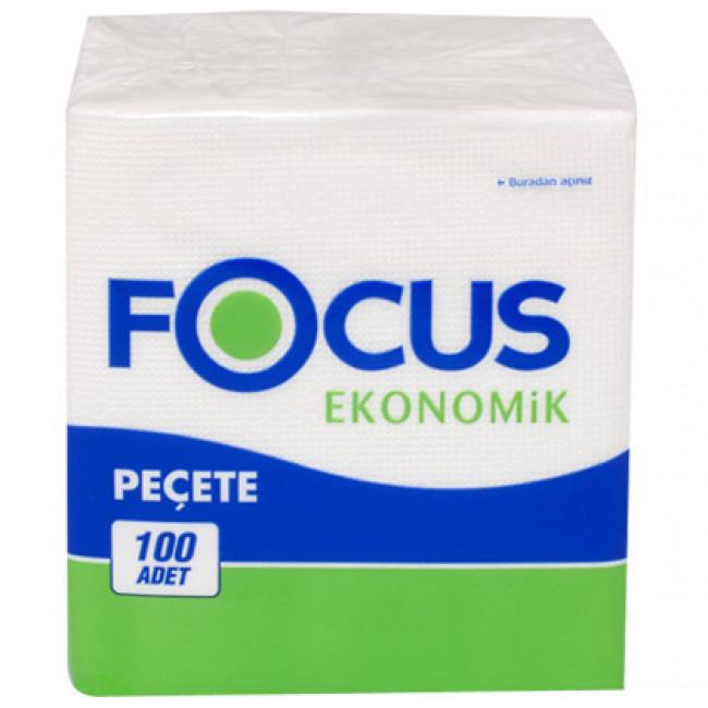 Focus Ekonomik Peçete 24x26cm 100lü