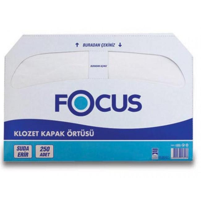 Focus Extra Klozet Kapak Örtüsü 250li